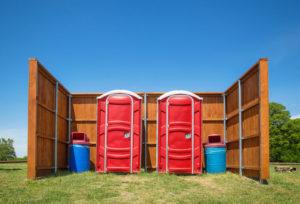 portable toilet rental hurricane, ut