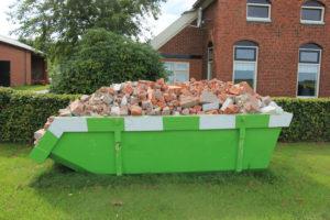 roll off dumpster rental hurricane, ut